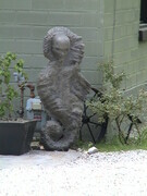 """The Sea Horse Man"" Portland cement"